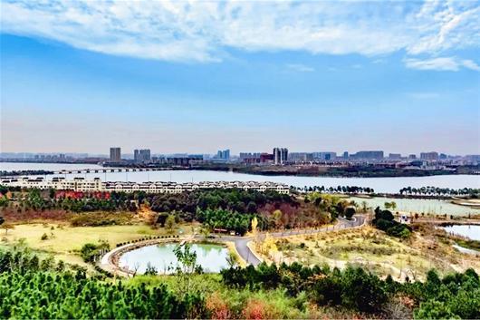 江夏区2020年全区生产总值力争达1100亿元